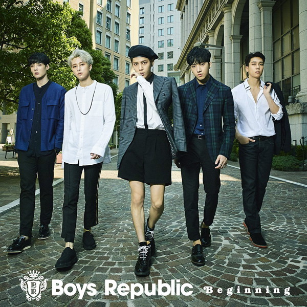 Boys Republic/Beginning(初回限定盤)(DVD付)
