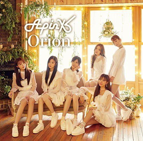 Apink/Orion(初回生産限定盤B)(DVD付)
