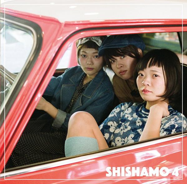 SHISHAMO/SHISHAMO 4 NO SPECIAL BOX(完全生産限定盤)(Blu-ray Disc付)