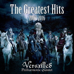 Versailles/The Greatest Hits 2007-2016(初回限定盤)(DVD付)