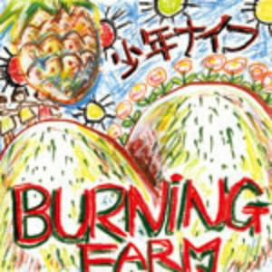少年ナイフ/Burning Farm(紙ジャケット仕様)