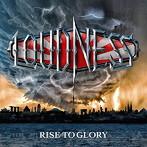 LOUDNESS/RISE TO GLORY-8118-【初回限定盤CD+ボーナスDVD/伊藤政則氏による日本語解説書封入/歌詞対訳付き】