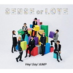 Hey!Say!JUMP/SENSE or LOVE(通常盤/初回プレス)