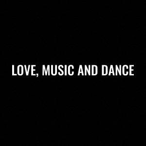 ALI/LOVE, MUSIC AND DANCE(通常盤)