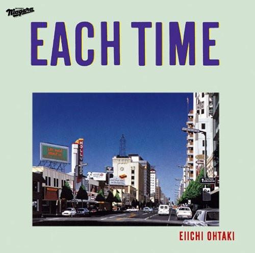 大滝詠一/EACH TIME 30th Anniversary Edition