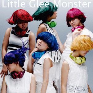Little Glee Monster/私らしく生きてみたい/君のようになりたい(初回生産限定盤A)(DVD付)