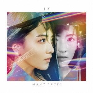 JY/Many Faces〜多面性〜(初回生産限定盤)(DVD付)