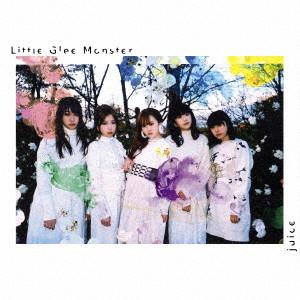 Little Glee Monster/juice(初回生産限定盤)(DVD付)