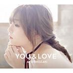 篠崎愛出演:篠崎愛/YOU&LOVE(初回生産限定盤)(DVD付)