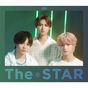 JO1/The STAR(初回限定盤Green)(CD+PHOTO BOOK)