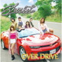 sherbet/OVER DRIVE(Type-A)(DVD付)