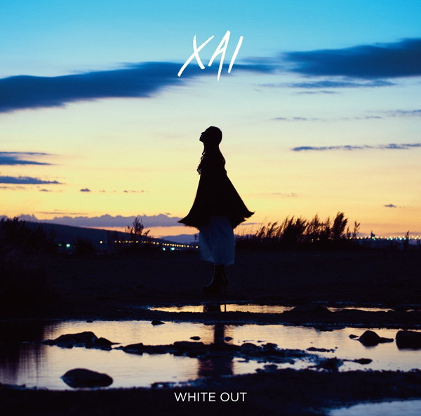 XAI/アニメーション映画『GODZILLA 怪獣惑星』主題歌「WHITE OUT」(アーティスト盤)
