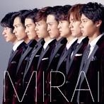 SOLIDEMO/MIRAI(SOLID盤)(DVD付)