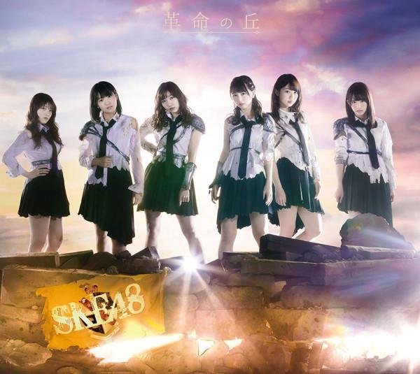 SKE48/革命の丘(Type-C)(DVD付)