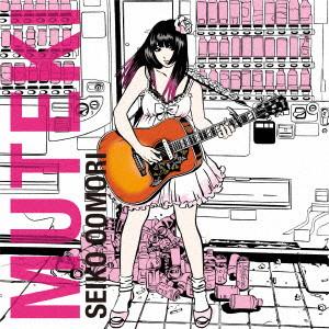 大森靖子/MUTEKI(DVD付)