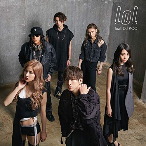 lol/brave up!! feat.DJ KOO(DVD付)
