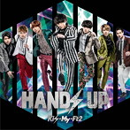 Kis-My-Ft2/HANDS UP(初回盤B)(DVD付)