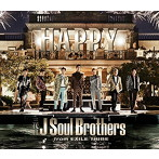 三代目 J Soul Brothers from EXILE TRIBE/HAPPY(DVD付)