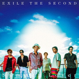 EXILE THE SECOND/Summer Lover(DVD付)