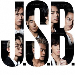 三代目 J Soul Brothers from EXILE TRIBE/J.S.B. HAPPINESS