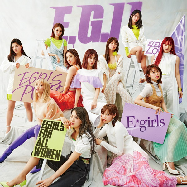 E-girls/E.G.11(Blu-ray Disc付)