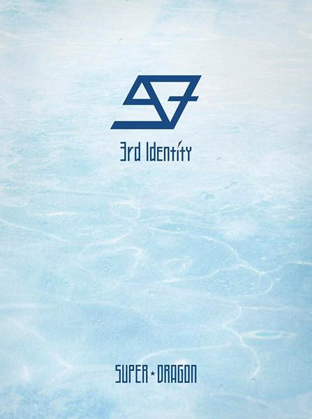 SUPER★DRAGON/3rd Identity(Limited Box)(Blu-ray Disc付)