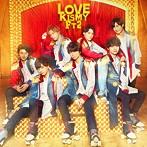 Kis-My-Ft2/LOVE(初回盤A)(DVD付)