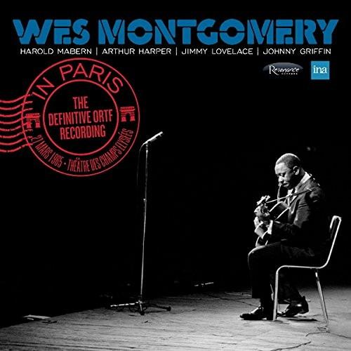 ウェス・モンゴメリー/イン・パリ-ザ・ディフィニティヴ・ORTF・レコーディングス
