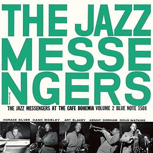 アート・ブレイキー&ザ・ジャズ・メッセンジャーズ/コンプリート・カフェ・ボヘミアのジャズ・メッセンジャーズ Vol.2+3