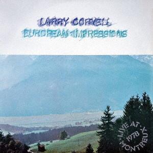 ラリー・コリエル/ヨーロッパの印象