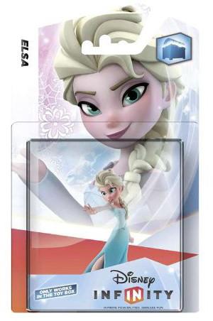 ディズニー インフィニティ キャラクターフィギュア単体 エルサ(アナと雪の女王)