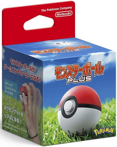 モンスターボール Plus