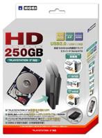 PLAYSTATION3対応 ハードディスク250GB
