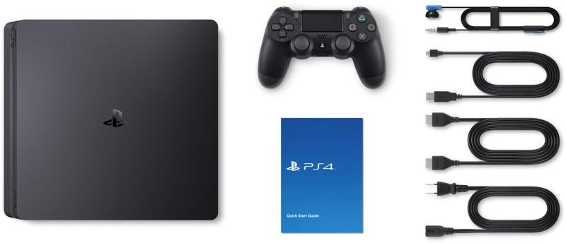 【本体】PlayStation 4 ジェット・ブラック 1TB