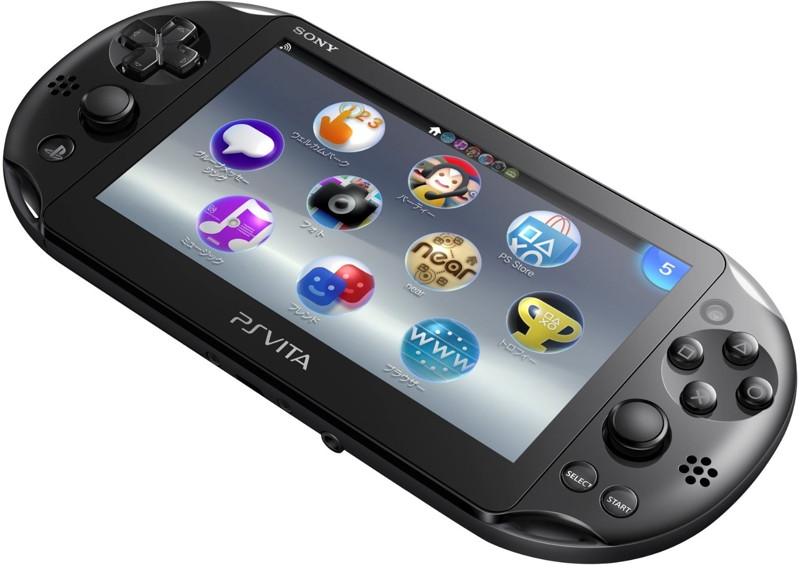 【本体】 PlayStation(R)Vita Wi-Fiモデル ブラック