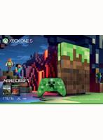 【本体】Xbox One S 1TB Minecraft リミテッドエディション