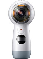【クリックで詳細表示】Gear 360(2017)-Galaxy S8/S8+/S7 edge/S6 edge/S6,iPhone 7/7Plus/6s/6s Plus/SE対応全天球カメラ