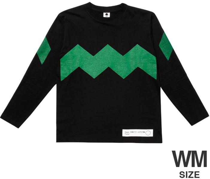 DMMバヌーシー勝負服ロングTシャツ WM(LADIES160)サイズ
