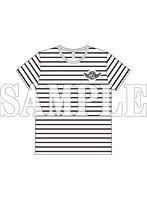 DIVE!! MDCチームロゴボーダーTシャツ[Sサイズ]