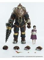 BioShock2(バイオショック2) 1/6 Subject Delta & Little Sister (1/6 実験体デルタ&リトルシスター)