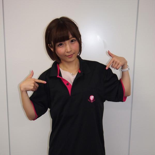 TOD オフィシャルポロシャツ (サイズS/ブラック)