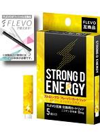 【FLEVOオフィシャル互換品】ストロングDフレーバーカートリッジ エナジーカフェインプラス