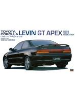 ハセガワ 1/24 トヨタ カローラレビン GT APEX