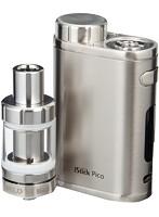 【クリックで詳細表示】Eleaf iStick Pico(アイスティック ピコ) TC75w(電池なし) ブラッシュドシルバー