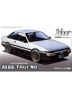 AE86トレノ2ドアAPEX後期型