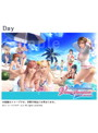 DEAD OR ALIVE Xtreme Venus Vacation 耐水お風呂ポスター Day