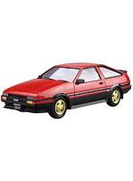 ザ・モデルカー No.86 1/24 トヨタ AE86 スプリンタートレノ GT-APEX '84