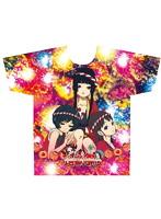 地獄少女 宵伽 祭.Ver 両面フルグラフィックTシャツ (XLサイズ)