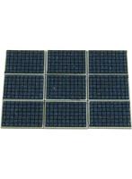【クリックで詳細表示】1/150 ジオラマ オプションキット MP04-96 ソーラーパネルA