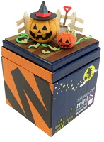 ノンスケール みにちゅあーとMini MP05-17 ハロウィン-かぼちゃ畑